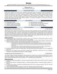Salesforce Business Analyst Resume Salesforce Business Analyst