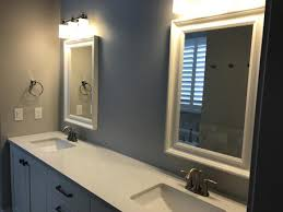 Backsplash for bathroom Mirror Master Bath With Double Sinks Tiling The Back Wall To The Ceiling Should She Carla Aston Backsplash Advice For Your Bathroom Would You Tile The Side Walls