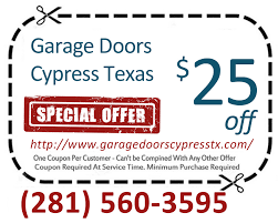 call garage doors cypress texas for help we can help you pick out the perfect opener for your panel and set up an appointment to have a professional