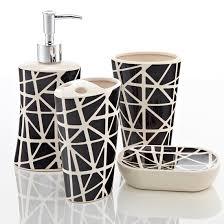 Royal Club Ceramic Bath Accessories Set