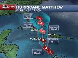 Image result for hurricane jamaica matthew 2017
