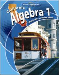 algebra textbook homework help videos by brightstorm glencoe mcgraw hill algebra 1 california 2008