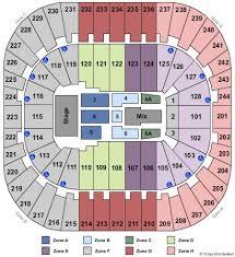 Izod Center Seating Chart View Woodbury Travel
