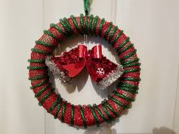 Here are a couple of more ideas for Christmas Crafts that you can make  using dollar store items. Use the mesh tube and a Floral Foam Craft Cone to  make a ...