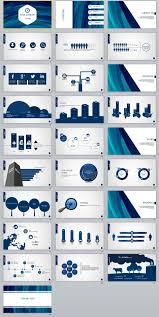 Blue Power Point Templates 28 Best Blue Business Plan Powerpoint Template
