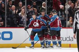 As well as the franchise's 40th season in the national hockey league and 47th season overall. Colorado Avalanche Full Line Combination Predictions For 2018 19