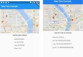 A Flutter Plugin For Displaying Google Maps On Ios And Android