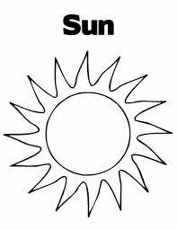 Sun Template Printable Imagespace Sunshine Template Printable Gmispace Com