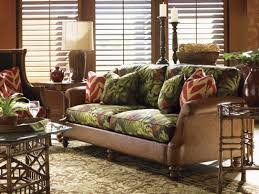 tropical themed furniture. Living Room Tropical Furniture Colors Themed Decor Within Style Plans 19 C