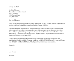 Terrific Customer Service Cover Letter Examples Photos Hd