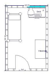 Perfect Single Dorm Room Layout   Google Search