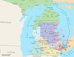 District Lines Size Chart Judge Orders Michigans Gop Led House And Senate To Redraw