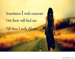 Girl quotes Top 100 Alone Girl Quotes 87
