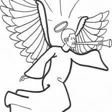 Small Picture Angels Coloring Pages Female Angel Page adult