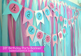 diy party banner diy party banner template diy party decorations diy party ideas