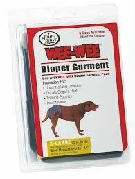 Wee Wee Diapers Size Chart Four Paws Wee Wee 100203253 Diaper Garment X Small