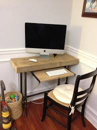 magnificent small narrow computer desk small narrow computer desk