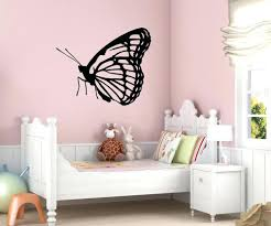 wall decals butterfly vinyl wall decal sticker monarch butterfly wall decals