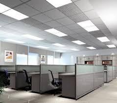 office light. square led panel light nanoimprintng technology installaton stationary ins office h
