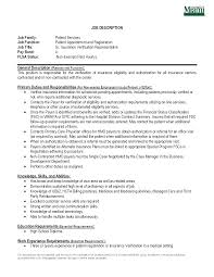 Sample Resume: Images Of Patient Representative Resume Free.