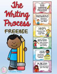 Writing Process Clip Chart Writing Process Free Mrs Winters Bliss
