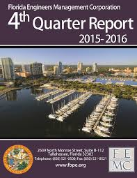 quarterly reports florida board of professional engineers click to view archive