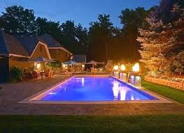 swimming pool lighting options. Pool Deck Lighting Swimming Ideas Landscaping Network . Options N