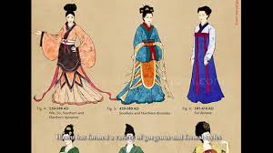Ancient Chinese Clothing Designs Getting To Know The Chinese Traditional Clothing Hanfu