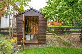 26 outdoor shed organization storage