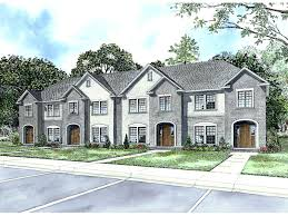 various family home plans 62207 two family home plans narrow lot two family house plans story room