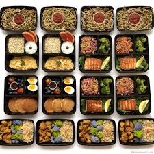 Weekly Lunch Prep Delicious Weekly Meal Prep Fit Women Eat