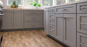 standard dimensions of kitchen cabinets