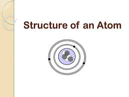 Structure Of Atom Ppt Structure Of An Atom Powerpoint Presentation Id 5551611