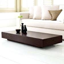 low modern coffee table modern coffee table black