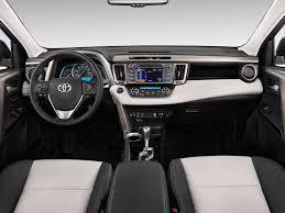 2013 Toyota RAV4 Cockpit Interior Photo | Automotive.com