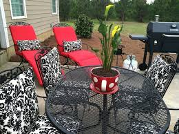 black wrought iron patio furniture. Wrought Iron Patio Furniture Chairs Costco Throughout Black Rod K