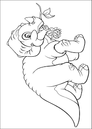 Small Picture The Land Before Time Coloring Pages