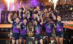 You have skipped the fixtures overview, tab for page content Melbourne Storm Continued Excellence