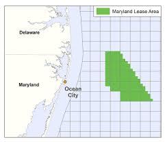Maryland Activities Bureau Of Ocean Energy Management