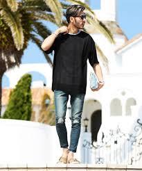 ビッグtシャツのコーデは実は簡単メンズコーデのコツとは Jiggys News