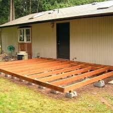 wood deck over concrete build floating deck how to build a deck using deck blocks floating deck over concrete porch wood deck concrete patio