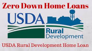 Northern VA No Down Payment USDA Home LoansRural Development Usda