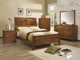 wood rustic bedroom furniture ideas eva furniture rustic solid wood bedroom sets