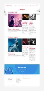 Impress Graphic Designs Young Living Friendship Festival Web Design Branding On Behance