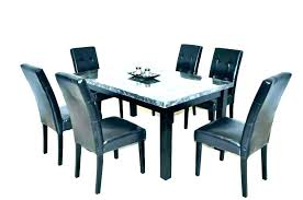 round kitchen table sets for 6 modern dining table and chairs 6 seat 60 inch round dining table with 6 chairs set