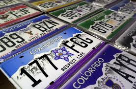 Colorado License Plate Designs 14 Colorado Specialty License Plates Saved From Retirement