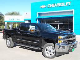 New 2018 Chevrolet Silverado 2500HD LTZ Crew Cab Pickup in Austin ...