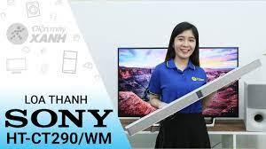 Loa thanh Sony HT-CT290WM 300W - Chuẩn không cần chỉnh