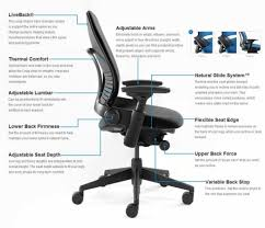 adjustable lumbar support office chair. Top Best Office Chairs For Back And Neck Pain With Parisons Model Inside How To Adjust Lumbar Support Chair Adjustable