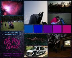 astronomy night at callaway gardens